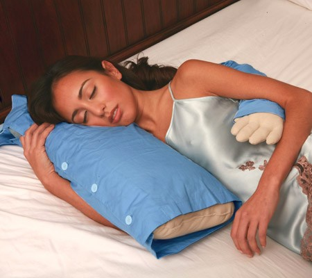 The Boyfriend Pillow – So Sad :(