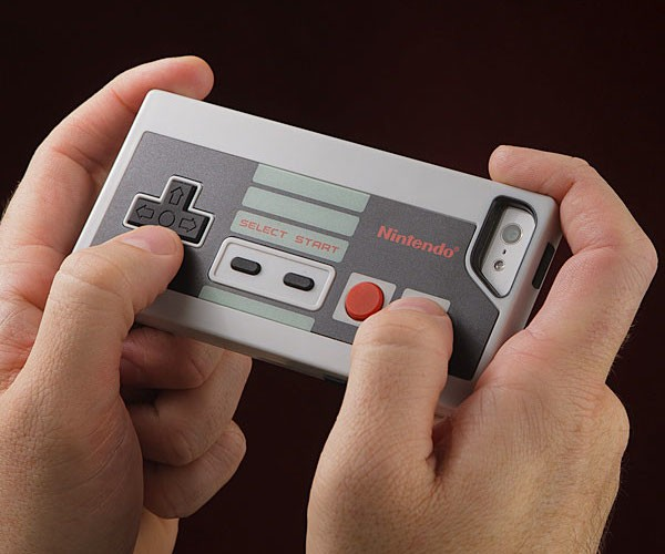 Nintendo NES Controller Iphone Case
