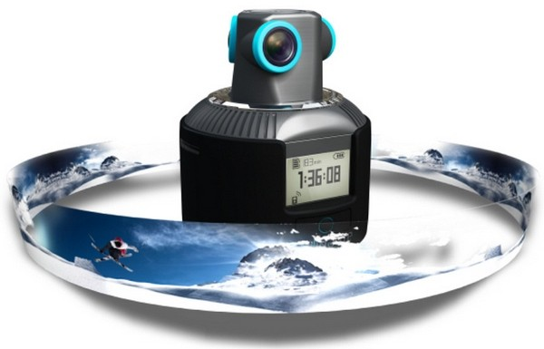 Geonaute 360 Degree Go Video Camera