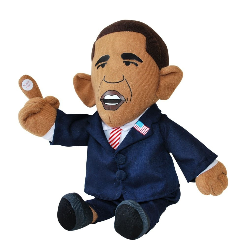 The Farting President Obama Doll