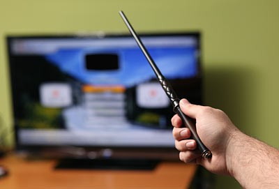 Magic Wand Programmable TV Remote Control