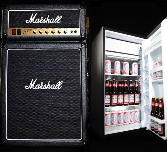 Marshall Amplifier Refrigerator