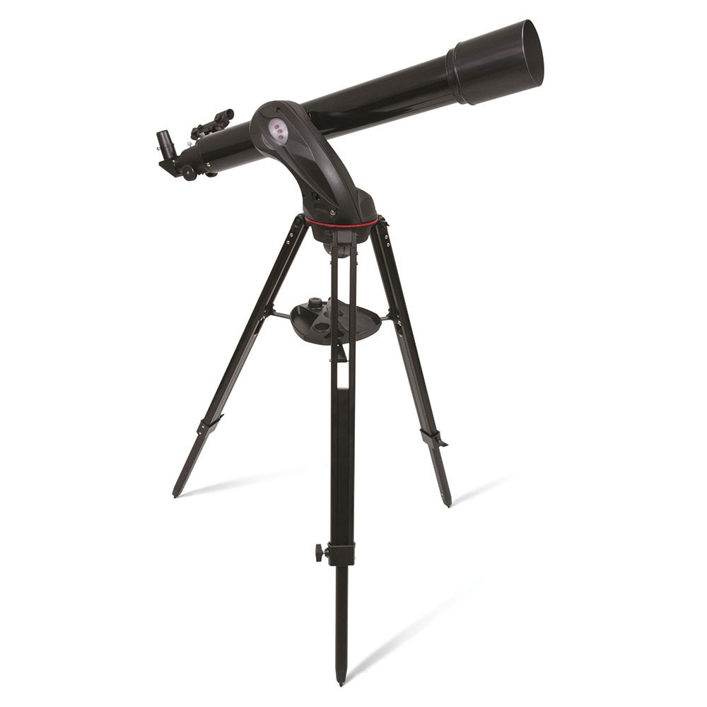 The Smartphone Controlled Tracking Telescope.