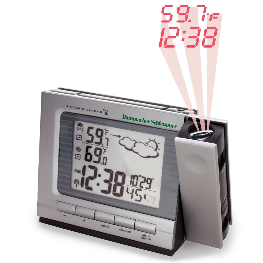 The Superior Projection Clock.