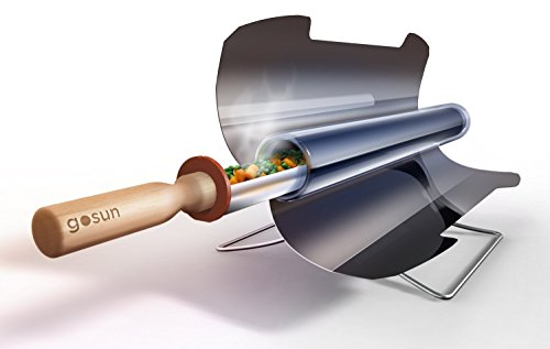 World's First Portable Solar Powered Oven