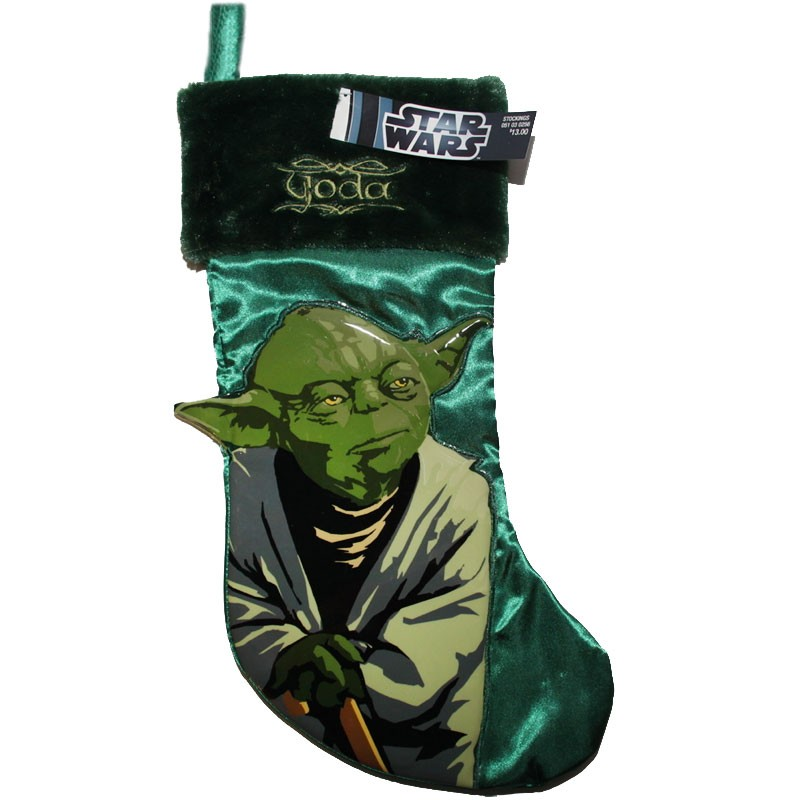 Star Wars: Yoda Stocking