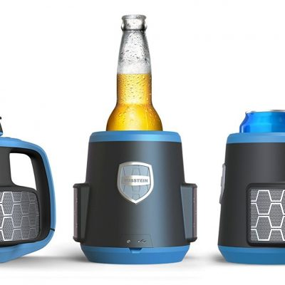 Bluetooth Speaker Drink Mug