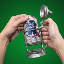 Turn Any Can Into A German Beer Stein