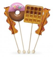 Breakfast Flavored Lollipops