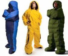 Wearable / Walkable Sleeping Bag
