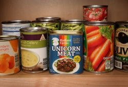 Unicorn Meat In A Can