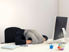 The Ostrich Pillow – The Ultimate Power Napping Tool