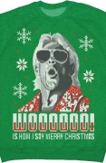 Ric Flair Ugly Christmas Sweater